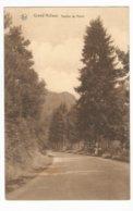 Grand-Halleux Roches Du Hourt Carte Postale Ancienne Grand Halleux Vielsalm - Vielsalm