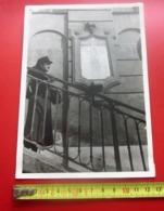 NICE  8 AOÛT 1938 Montée Du Château ESCALIER LESAGE Photographie Ordre Privé-Photo Originale Photos - Luoghi