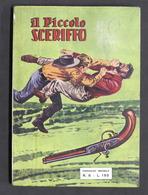Fumetti - Il Piccolo Sceriffo - N. 8 - Agosto 1966 - Zonder Classificatie