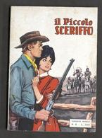 Fumetti - Il Piccolo Sceriffo - N. 8 - Agosto 1965 - Zonder Classificatie