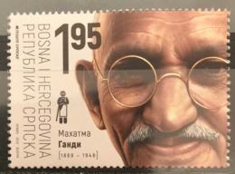 Bosnia And Hercegovina, 2019, 150 Years Since The Birth Of Mahatma Gandhi (MNH) - Bosnia And Herzegovina