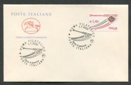 FDC ITALIA 2009 - CAVALLINO - POSTA PRIORITARIA € 1,40 - 879 - 6. 1946-.. Repubblica
