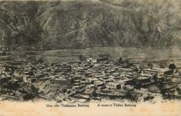 ASIE  TIBET  BATHANG - Tibet