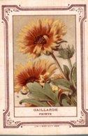 CHROMO  GAILLARDE PEINTE - Trade Cards