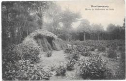 95 MONTMORENCY - Hutte De Bucherons En Forêt - Montmorency