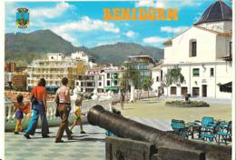 BENIDORM - Plaza Castelar - Alicante
