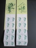 B 16/17 - Velghe- Kwot OCB € 60 à 10% - 1981-1990 Velghe