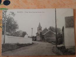 BAUGNIES  Village ,église ,école Des Garçons ,cure - Peruwelz
