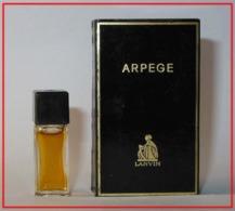 LANVIN : Miniature De Collection Arpège, Parfum, Parfait état - Vintage Miniatures (until 1960)