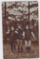 FOTOKAART Leopoldsburg-Beverlo 1906 - Militares