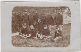 FOTOKAART Leopoldsburg-Beverlo Rond De Jaren 1906 - Militares