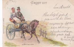 25661Groet Uit Noord-Holland-1898 - Andere