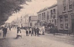 256610Beverwijk, Alkmaarschestraat-1917(linksonder Een Heel Klein Vouwtje, Zie Ook Linksboven) - Beverwijk