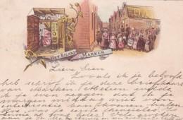 256626Het Eiland Marken- 1897 - Marken