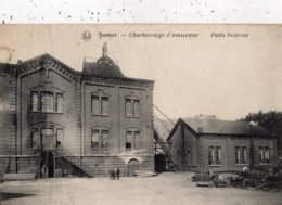 JUMET CHARBONNAGE D'AMECOEUR PUITS BELLEVUE (THEME MINE) - Charleroi