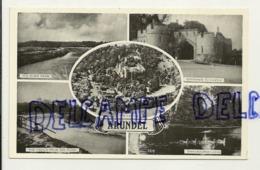 Royaume-Uni. Arundel. Carte Mosaïque - Arundel