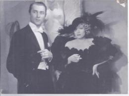AK-div.30- 380 - Filmszenekarte  - Song Of Songs (Lied Der Lieder) USA 1933 - Acteurs