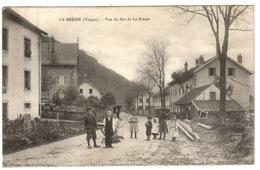LA BRESSE (88) - Vue Du Bas De La Bresse - Ed. Notter - Francia