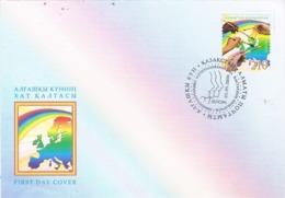 34071. Carta F.D.C. KAZAKHSTAN 2006. Theme EUROPA - Kazajstán