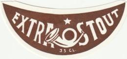 ETIKET EXTRA STOUT - Beer