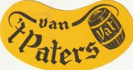 ETIKET T PATERS VAN VAT - Beer
