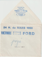 """ESC Gard Alès Garage Morel """"24h Du Mans 1966 Victoire Totale Ford"""" - Automobile"""