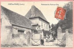 Joué Les Tours  - Restaurant Du Pont-aux-Oies Parfait état - Frankreich