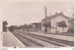 Saint Jory De Chalais La Gare De Mavaleix - Altri Comuni