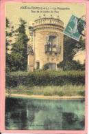 Joué Les Tours  - La Maucanière Tour De La Lisière Du Parc Colorisée - Francia