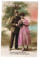 Pour La Vie    ... ( 2 Scans) - War 1914-18