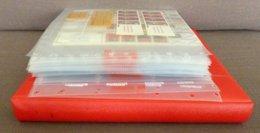 World/Germany/Netherlands Collection Booklets/carnets In Safe Album+album Pages - Francobolli