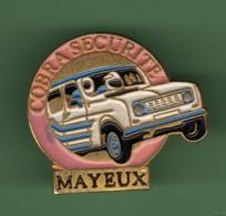 RENAULT 4L *** COBRA SECURITE - MAYEUX *** 1058 (12) - Renault