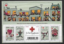 France 2012 Bloc Feuillet N° F4699  Neuf Pour La Croix Rouge. Prix De La Poste - Blocs & Feuillets