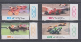 Duitsland 1999 Nr 1863/66 **, Zeer Mooi Lot Krt 4134 - Francobolli