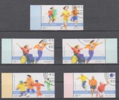 Duitsland 2001 Nr 1997/2000 G, Zeer Mooi Lot Krt 4135 - Francobolli