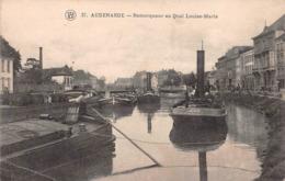 Audenarde - Remorqueur Au Quai Louise-Marie - Oudenaarde