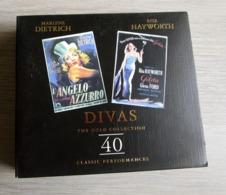 Marlène Dietrich - Rita-Hayworth - Divas- The Gold Collection 40 Chansons - Collectors