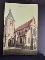 CPA (14)  AVENAY.   L'église.  (E.1082) - France