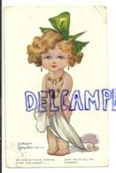 """Petite Fille, Drap De Bain, Colliers. """"Ma Grâce Toute Simple"""". Signée Fred Spurgin - Spurgin, Fred"""