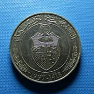 Tunisia 1 Dinar 1997 - Tunesien