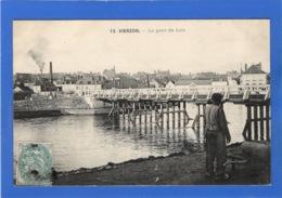 18 CHER -  VIERZON  Le Pont De Bois (voir Descriptif) - Vierzon