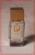 Paco RABANNE : Miniature De Collection. Métàl, 1 Ml. Bon état - Miniatures Womens' Fragrances (without Box)