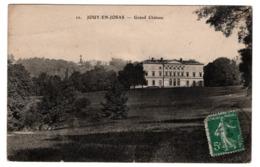 Jouy En Josas Grand Chateau - Jouy En Josas