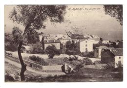 2A CORSE DU SUD - AJACCIO Vue Du Petit Bois - Ajaccio