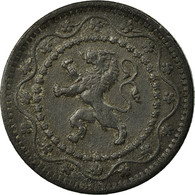 Monnaie, Belgique, 10 Centimes, 1916, TTB, Zinc, KM:81 - 1909-1934: Albert I