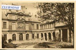 CPA - PARIS - HOTEL CARNAVALET - FACADE SUR LE JARDIN  (ETAT PARFAIT) - Francia