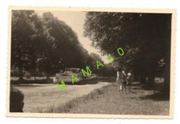 PHOTO DE 1959 - PENICHE SUR CANAL DU MIDI - MONTAIGU  - CITERNA - P 11049 F - Bateaux