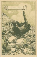 ITALIA WWI LA CAMPANA MAGGIORE Ungebrauchte Selt. Künstler-AK - Sin Clasificación