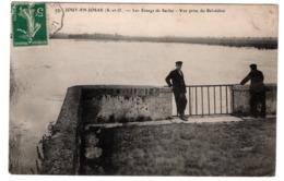 Jouy En Josas Les Etangs De Saclay Vue Prise Du Belvedere - Jouy En Josas