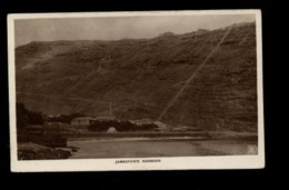 C2251 ST. HELENA - JAMESTOWN HARBOUR - PHOTOGRAPHIC POSTCARD - St. Helena